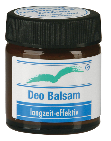 Healthy Deo Balm for athletes